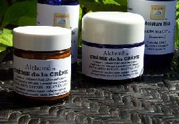 THE EVERYTHING CREAM: Gold, Silver, Copper Ultrafine Colloidals & Essential Oils - Creme de la Creme